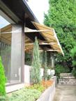 倉敷国際ホテル テント工事イメージ