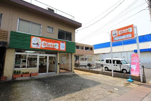 オクダサイクル(美観地区入口)テント工事イメージ